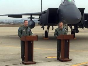 Quân đội Mỹ, Hàn trong tình trạng báo động cao nhất
