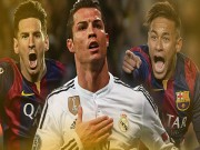 """Bóng đá - Quả bóng Vàng FIFA: Chiến tích """"Bàn tay nhỏ"""""""