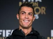 Bóng đá Ý - Mất QBV vào tay Messi, Ronaldo đặt mục tiêu ghi bàn mới