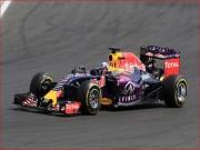 Đua xe F1 - F1: 2016 chỉ là bước đệm của Red Bull