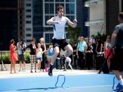 "Thể thao - Australian Open: Murray ""nắn gân"" Djokovic"