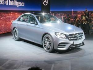 Ô tô - Xe máy - Mercedes-Benz E Class 2016: Sang chảnh ở mọi góc cạnh