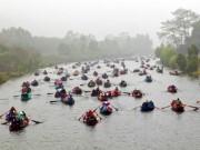 Tin tức trong ngày - Tiết lộ số tiền giao dịch mùa lễ hội chùa Hương