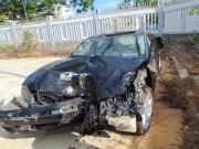 An ninh Xã hội - Xét xử nguyên thượng úy CSGT lái xe BMW tông chết 2 người
