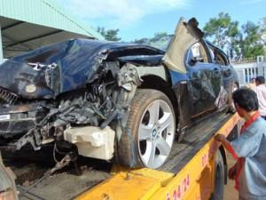 An ninh Xã hội - CSGT lái xe BMW đâm chết 2 người bị phạt 5 năm tù