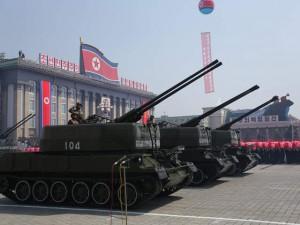 Thế giới - Triều Tiên dọa dùng bom nhiệt hạch san phẳng nước Mỹ