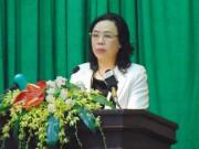 """Tin tức trong ngày - Hà Nội: Kỷ luật một cán bộ để """"lọt"""" tin nhân sự"""