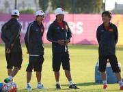 Bóng đá - HLV Miura: Tin tôi đi, U23 VN sẽ gây bất ngờ lớn!