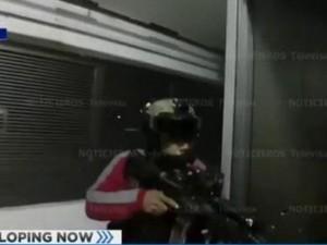 Video: Cuộc đấu súng căng thẳng bắt trùm ma túy Mexico