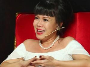 Bản lĩnh 'sao': Việt Hương thổ lộ 'máu điên' quái đản