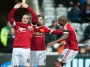 """Bóng đá - Rooney xứng danh """"Quỷ đầu đàn"""""""