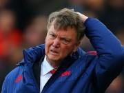 """Bóng đá - Van Gaal: """"MU đáng lẽ phải ghi tới 6 bàn thắng"""""""