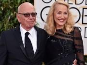 Tài chính - Bất động sản - Vị tỷ phú 84 tuổi kết hôn lần thứ 4 với cựu siêu mẫu