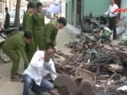 Video An ninh - Quảng Bình: Tiêu hủy hàng ngàn vũ khí nóng, vật liệu nổ