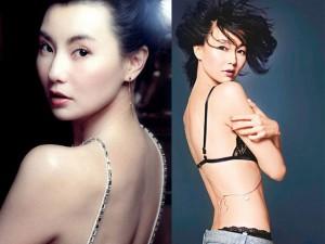 Làm đẹp - Đại mỹ nhân Hoa ngữ giữ vẻ đẹp mỹ miều bằng nước muối