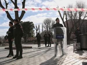 Thế giới - Thổ Nhĩ Kỳ bắt giữ 3 người Nga sau vụ đánh bom chấn động