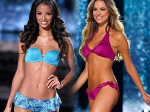 Thời trang - Hoa hậu Pháp - Úc tranh cãi nảy lửa top 4 Miss Universe
