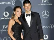 Thể thao - Djokovic & cái duyên đặc biệt với 2 phụ nữ trùng tên