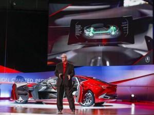 Ô tô - Xe máy - Ghé thăm triển lãm xe quốc tế Bắc Mỹ 2016 (P1)