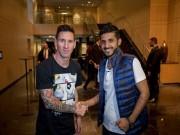"""Bóng đá - Sợ thua, Messi không dám đấu """"Vua điện tử"""""""