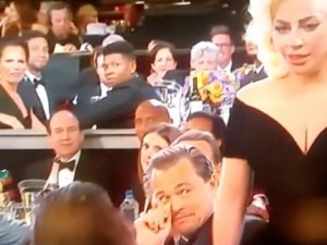 Phim - Leonardo DiCaprio xin lỗi Lady Gaga vì đã 'khiếm nhã'