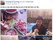Tin tức trong ngày - Không phạt được người tung ảnh giết khỉ dã man lên Facebook