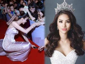 Thời trang - Bật mí bí quyết giúp Phạm Hương thu phục triệu fan