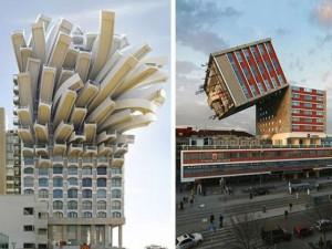 """Chuyện lạ - Những tòa nhà """"hoang tưởng"""" nhất Trái Đất"""