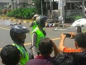 Thế giới - 7 vụ nổ liên hoàn rung chuyển thủ đô Indonesia