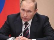 Ông Putin công bố Nga có vaccine mới chống đại dịch Ebola