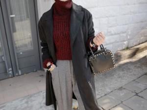Thời trang - 3 lý do khiến bạn không nỡ từ chối áo len cổ lọ