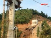 Video An ninh - Khởi tố vụ sập cầu Suối Quanh làm 4 người chết