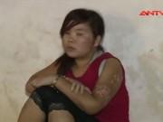 Video An ninh - Vợ tẩm xăng đốt ma túy, chạy tội cho chồng