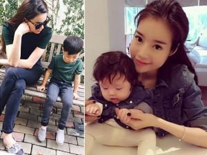 Đời sống Showbiz - 8 cặp mẹ con sao Việt sở hữu gu thời trang cực 'chất'