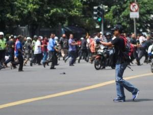 IS nhận trách nhiệm vụ khủng bố liên hoàn ở Jakarta