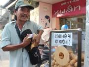 Tin tức trong ngày - Tủ bánh mì miễn phí giữa Sài Gòn
