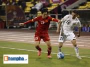 Bóng đá - U23 Việt Nam - U23 Jordan: Bài học ngày ra quân
