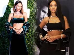 Minh Triệu đáp trả tin đồn 'nhái' trang phục Rihanna