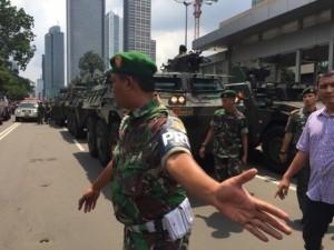 Malaysia báo động cao nhất sau vụ khủng bố ở Jakarta