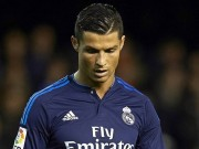 Bóng đá - Bị cấm chuyển nhượng, Real sẽ làm gì với Ronaldo?