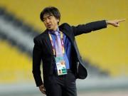 """Bóng đá - U23 Việt Nam: HLV Miura """"bực mình"""" với trợ lý"""