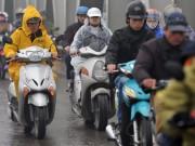 Tin tức trong ngày - Thời tiết 15/1: Miền Bắc tiếp tục mưa rét dưới 14 độ C