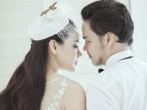 Ảnh cưới  ' đẹp như phim Hàn '  của người đẹp Trang Nhung