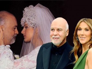 Những cột mốc mối tình  ' bất tử '  của vợ chồng Celine Dion