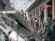 Video An ninh - Hé lộ nguyên nhân vụ sập giàn giáo cây xăng ở Hà Tĩnh