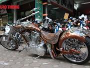 """Ô tô - Xe máy - Chopper độc ở Hà Nội: """"Gừng càng già càng cay"""""""