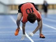 Thể thao - Kỷ lục quái đản: Chạy bằng tứ chi vô địch thiên hạ
