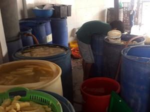 Thị trường 24h - Kinh hoàng măng ngâm hóa chất ở Sài Gòn