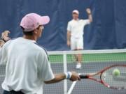 Thể thao - Kỷ lục quái đản: Đôi công tennis tới 14 tiếng