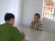 Video An ninh - Băng siêu lừa thuê xế hộp, làm giả giấy tờ đem thế chấp